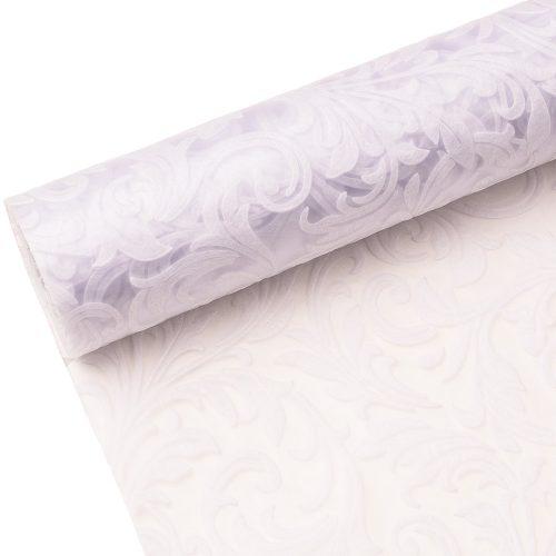 3D Inda mintás vetex 50cm x 4.5m - Fehér