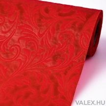 3D Inda mintás vetex 50cm x 4.5m - Piros