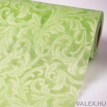 3D Inda mintás vetex 50cm x 4.5m - Zöld