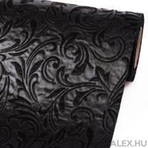3D Inda mintás vetex 50cm x 4.5m - Fekete