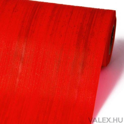 3D Bordázott Vetex 50cm x 4.5m - Piros