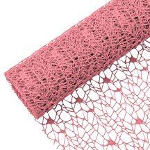 Star Net 50cm x 4.5m - Őszi rózsaszín