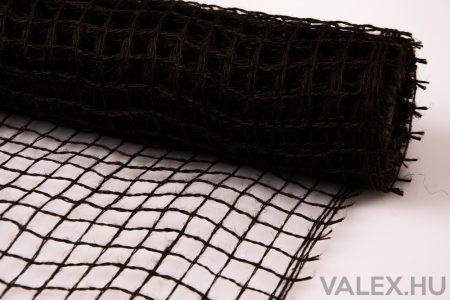 Dekorháló 50cm x 4.5m - Fekete