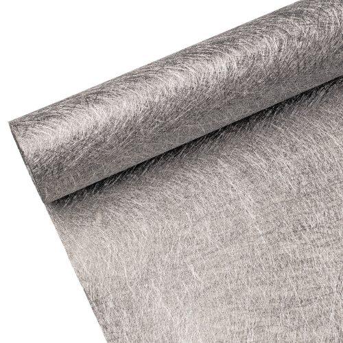 Metál vetex csomagoló 50cm x 4.5m - Ezüst