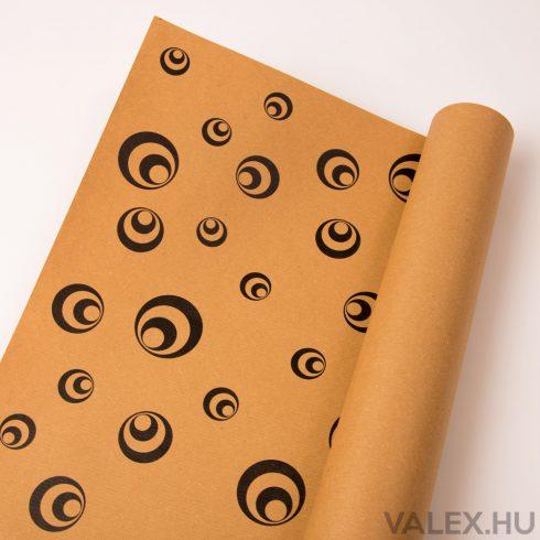 Natúr kraft papír 61cm x 43cm - Bubis (20db.)