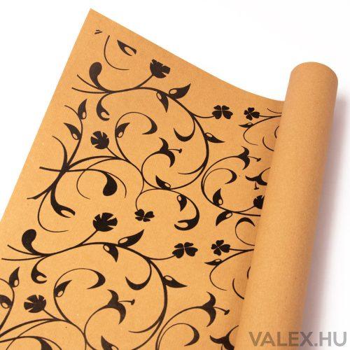 Natúr kraft papír 61cm x 43cm - Indás (20db.)