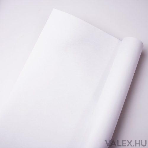 Fehér kraft papír 61cm x 43cm - Sima (20db.)