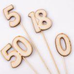 Pálcás szám betűző